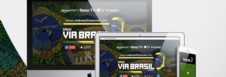 Radio Via Brasil Channel