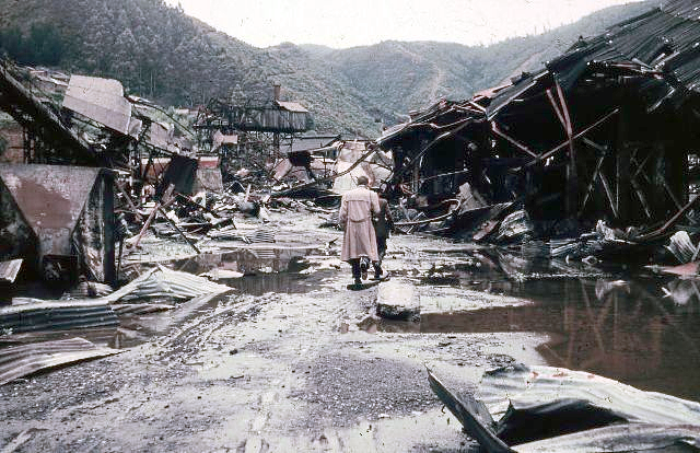 O pior terremoto do mundo ocorreu em 1960 no Chile